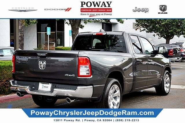 2019 Ram 1500 Quad Cab 4x4,  Pickup #C16531 - photo 2