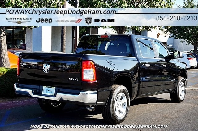 2019 Ram 1500 Crew Cab 4x4, Pickup #C16539 - photo 2