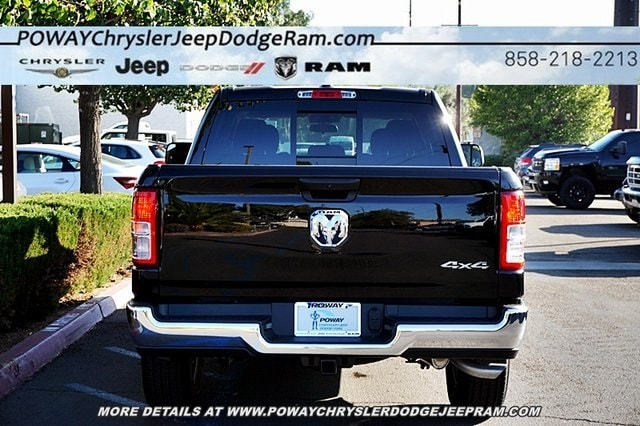 2019 Ram 1500 Crew Cab 4x4, Pickup #C16539 - photo 10