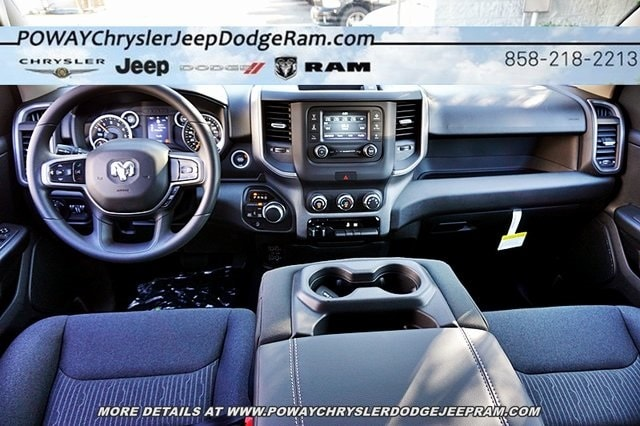 2019 Ram 1500 Crew Cab 4x4, Pickup #C16539 - photo 23