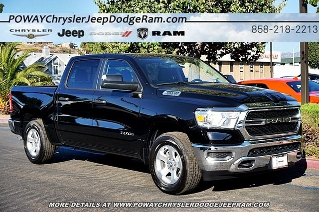 2019 Ram 1500 Crew Cab 4x4, Pickup #C16539 - photo 9