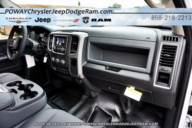 2018 Ram 4500 Crew Cab DRW 4x2,  Knapheide Platform Body #C16564 - photo 4