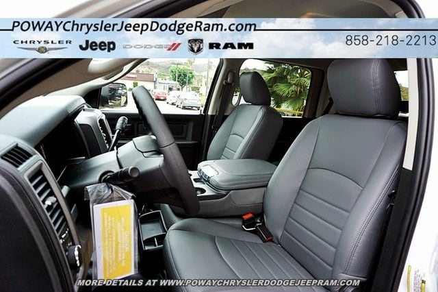 2018 Ram 4500 Crew Cab DRW 4x2,  Knapheide Platform Body #C16564 - photo 9