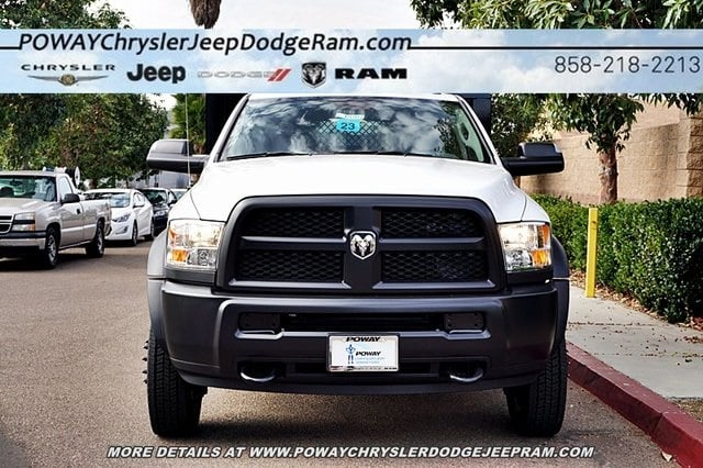 2018 Ram 4500 Crew Cab DRW 4x2,  Knapheide Platform Body #C16564 - photo 28