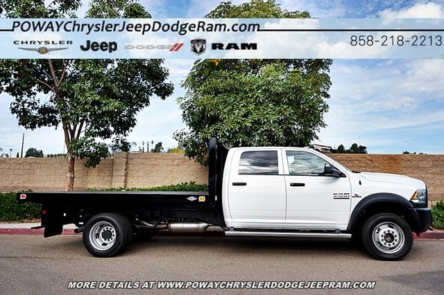 2018 Ram 4500 Crew Cab DRW 4x2,  Knapheide Platform Body #C16564 - photo 30