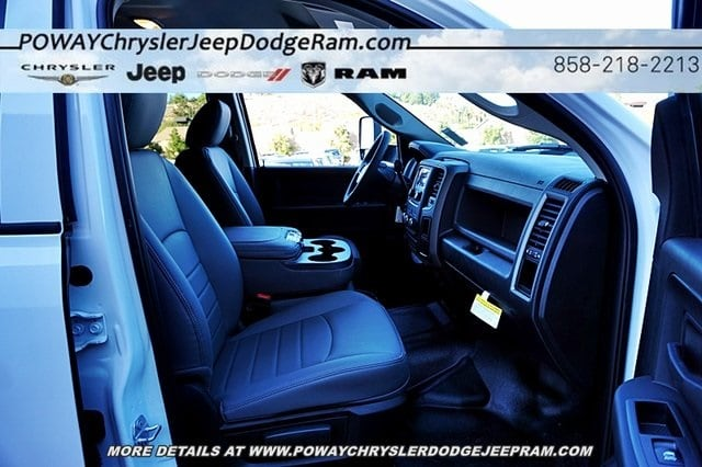 2018 Ram 4500 Crew Cab DRW 4x2,  Scelzi Contractor Body #C16567 - photo 20
