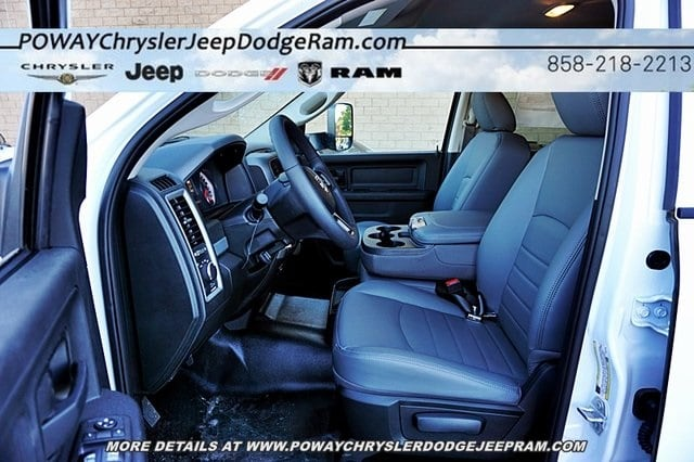 2018 Ram 4500 Crew Cab DRW 4x2,  Scelzi Contractor Body #C16567 - photo 21