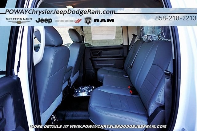 2018 Ram 4500 Crew Cab DRW 4x2,  Scelzi CTFB Contractor Body #C16567 - photo 23
