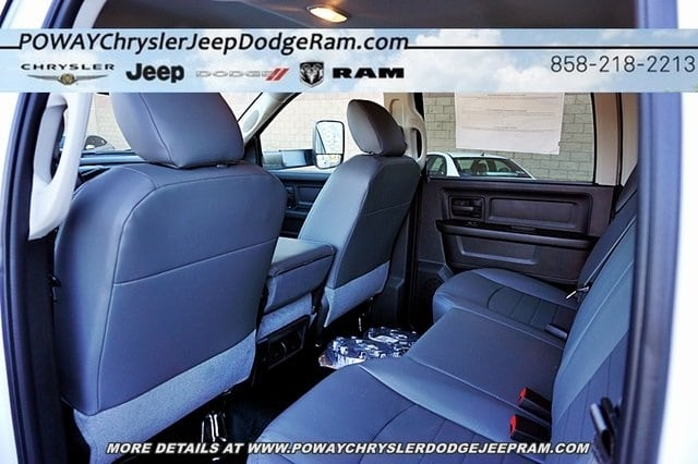 2018 Ram 4500 Crew Cab DRW 4x2,  Scelzi CTFB Contractor Body #C16567 - photo 24