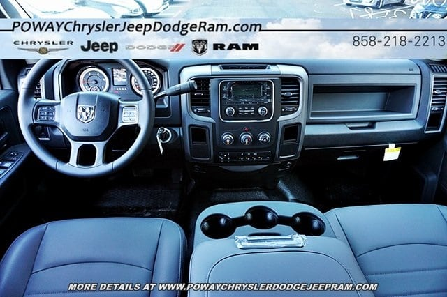 2018 Ram 4500 Crew Cab DRW 4x2,  Contractor Body #C16567 - photo 25
