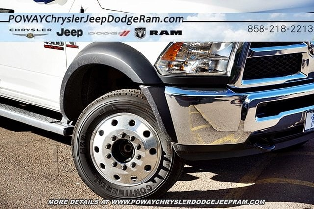 2018 Ram 4500 Crew Cab DRW 4x2,  Contractor Body #C16567 - photo 4