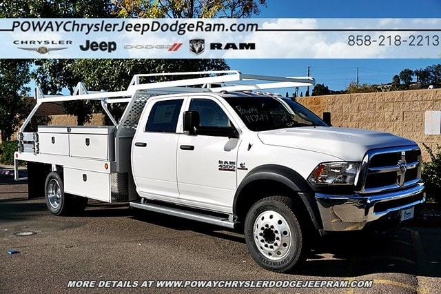2018 Ram 4500 Crew Cab DRW 4x2,  Contractor Body #C16567 - photo 6