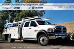 2018 Ram 4500 Crew Cab DRW 4x2,  Scelzi Contractor Body #C16567 - photo 1