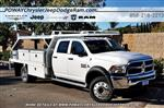 2018 Ram 4500 Crew Cab DRW 4x2, Scelzi CTFB Contractor Body #C16567 - photo 3