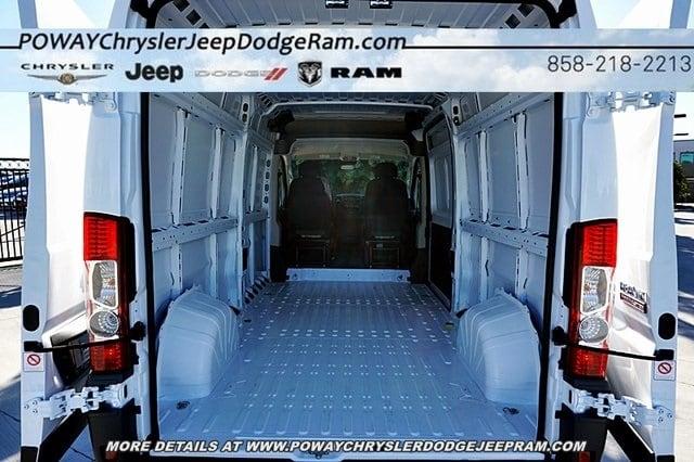 2018 ProMaster 2500 High Roof FWD,  Empty Cargo Van #C16573 - photo 2