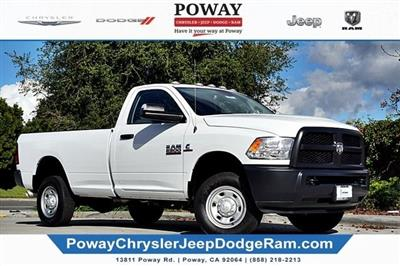 2018 Ram 2500 Regular Cab 4x4,  Pickup #C16594 - photo 1