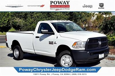 2018 Ram 2500 Regular Cab 4x4,  Pickup #C16594 - photo 3