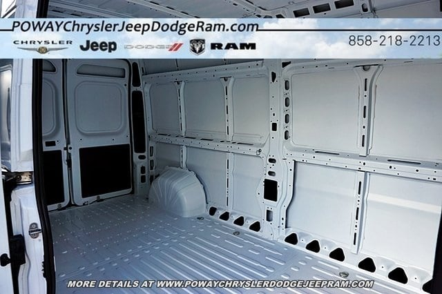 2019 ProMaster 2500 High Roof FWD,  Empty Cargo Van #C16596 - photo 19