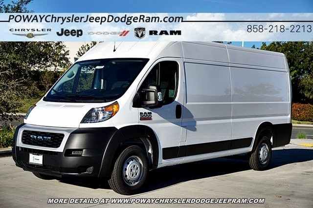 2019 ProMaster 3500 High Roof FWD,  Empty Cargo Van #C16600 - photo 10