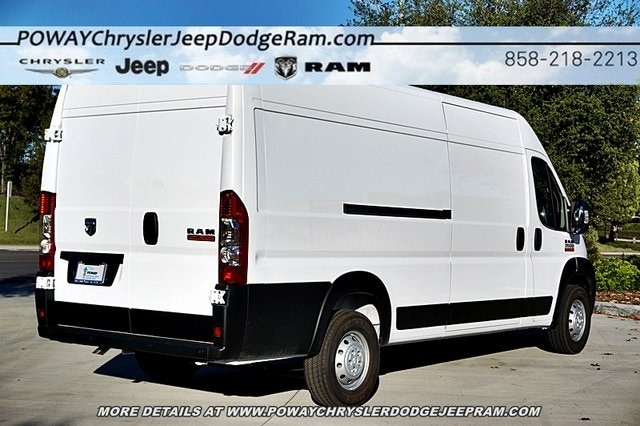 2019 ProMaster 3500 High Roof FWD,  Empty Cargo Van #C16600 - photo 12