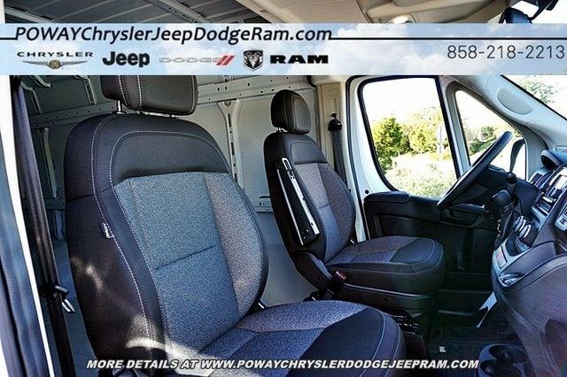 2019 ProMaster 3500 High Roof FWD,  Empty Cargo Van #C16600 - photo 17