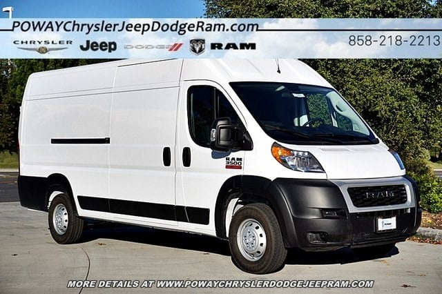 2019 ProMaster 3500 High Roof FWD,  Empty Cargo Van #C16601 - photo 8