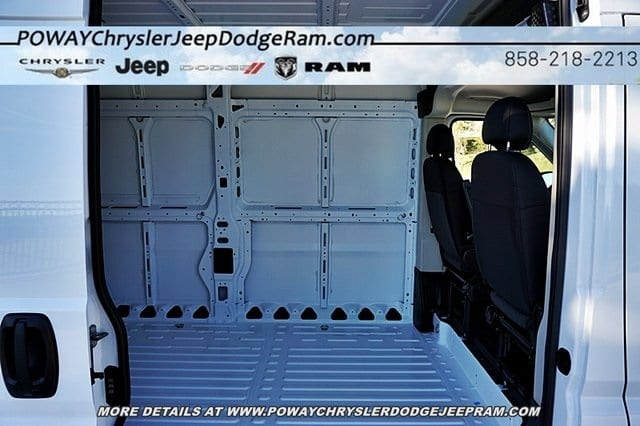 2019 ProMaster 3500 High Roof FWD,  Empty Cargo Van #C16601 - photo 19