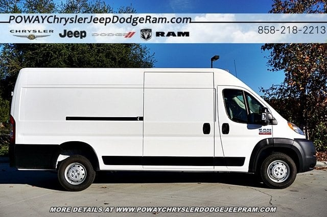 2019 ProMaster 3500 High Roof FWD,  Empty Cargo Van #C16601 - photo 5