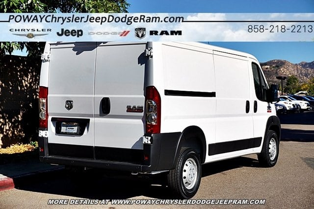 2019 ProMaster 1500 Standard Roof FWD,  Empty Cargo Van #C16669 - photo 10