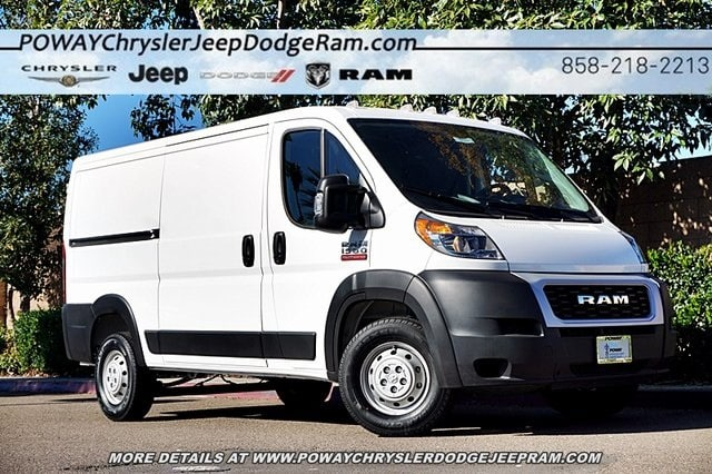 2019 ProMaster 1500 Standard Roof FWD,  Empty Cargo Van #C16669 - photo 1
