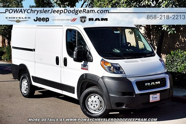 2019 ProMaster 1500 Standard Roof FWD,  Empty Cargo Van #C16669 - photo 3