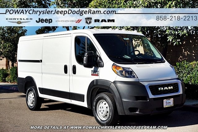 2019 ProMaster 1500 Standard Roof FWD,  Empty Cargo Van #C16669 - photo 6