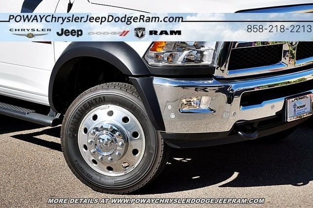 2018 Ram 5500 Regular Cab DRW 4x2,  Bedco Truck Equipment Stake Bed #C16685 - photo 19
