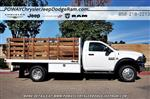 2018 Ram 5500 Regular Cab DRW 4x2,  Bedco Truck Equipment Stake Bed #C16685 - photo 22