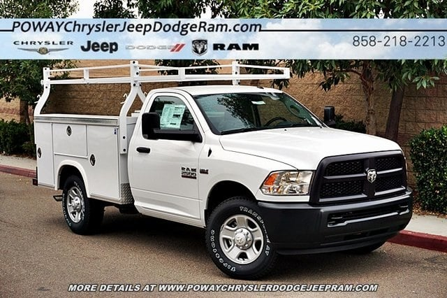 2018 Ram 2500 Regular Cab 4x2,  Royal Service Body #C16700 - photo 3