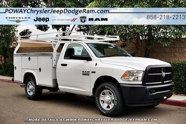2018 Ram 2500 Regular Cab 4x2,  Royal Service Body #C16700 - photo 6