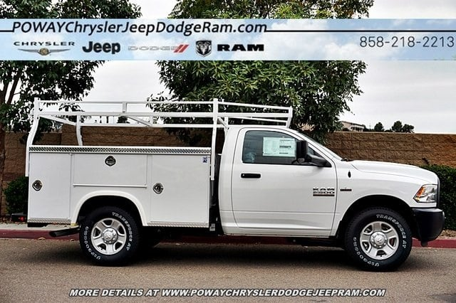 2018 Ram 2500 Regular Cab 4x2,  Royal Service Body #C16700 - photo 7