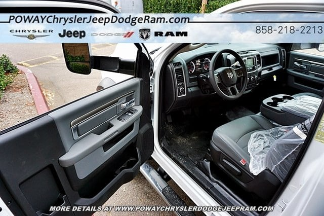 2018 Ram 5500 Regular Cab DRW 4x2,  Royal Contractor Body #C16701 - photo 30