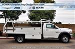 2018 Ram 5500 Regular Cab DRW 4x2,  Royal Contractor Body #C16701 - photo 7