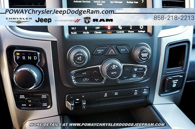 2019 Ram 1500 Crew Cab 4x4,  Pickup #C16702 - photo 34