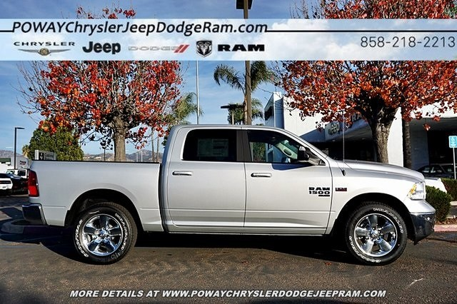 2019 Ram 1500 Crew Cab 4x4,  Pickup #C16702 - photo 7