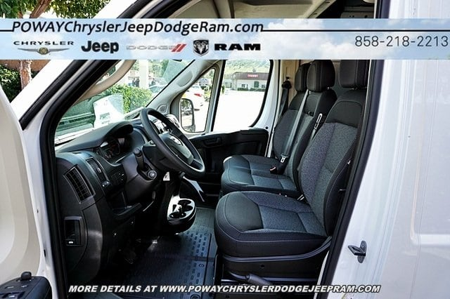 2019 ProMaster 1500 High Roof FWD,  Empty Cargo Van #C16707 - photo 22