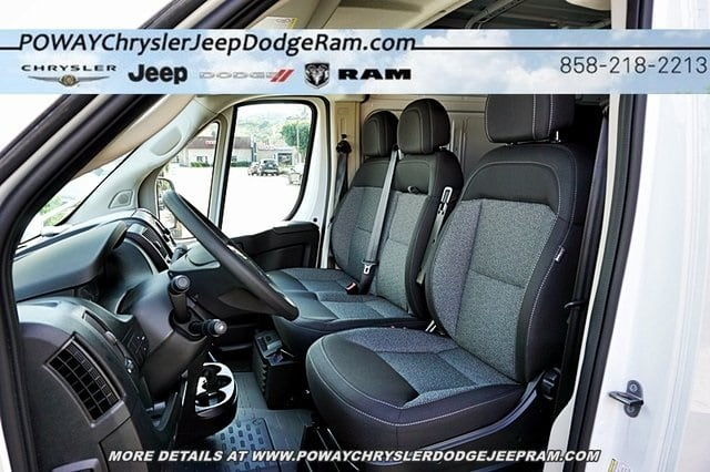 2019 ProMaster 1500 High Roof FWD,  Empty Cargo Van #C16707 - photo 23