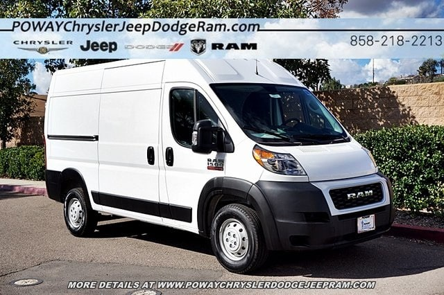 2019 ProMaster 1500 High Roof FWD,  Empty Cargo Van #C16707 - photo 6