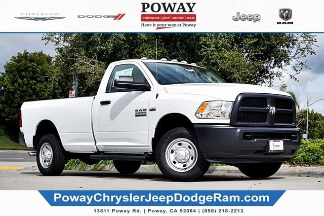 2018 Ram 2500 Regular Cab 4x2,  Pickup #C16726 - photo 1