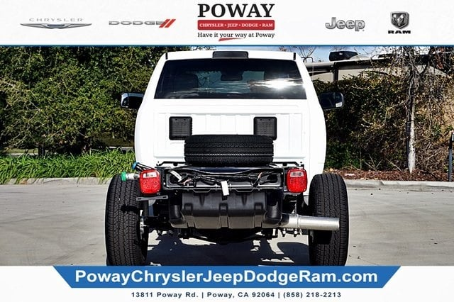 2018 Ram 3500 Regular Cab 4x4,  Cab Chassis #C16743 - photo 11