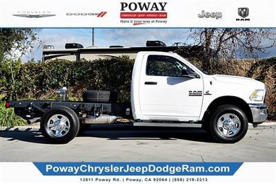 2018 Ram 3500 Regular Cab 4x4,  Cab Chassis #C16743 - photo 5
