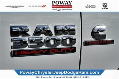 2018 Ram 3500 Regular Cab 4x4,  Cab Chassis #C16743 - photo 7