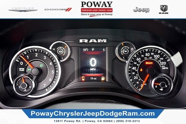 2019 Ram 1500 Crew Cab 4x2,  Pickup #C16813 - photo 37