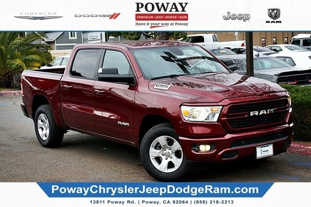 2019 Ram 1500 Crew Cab 4x2,  Pickup #C16813 - photo 3